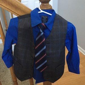 Toddler suit size 2T